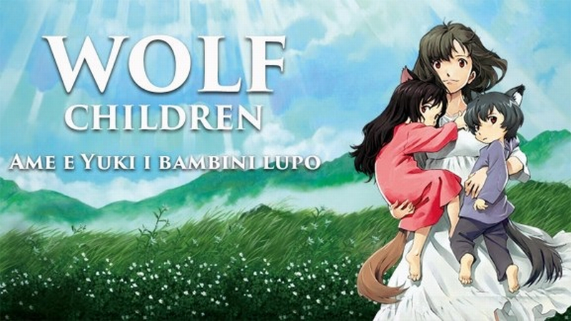 "Cinema in tour: giovedi 18 a Osteria Grande ""Wolf children"""