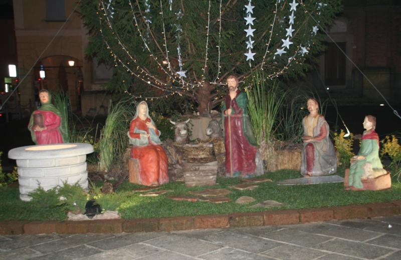 Presepi a Castel San Pietro Terme