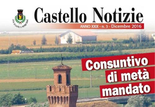 Castello Notizie, edizione speciale di meta