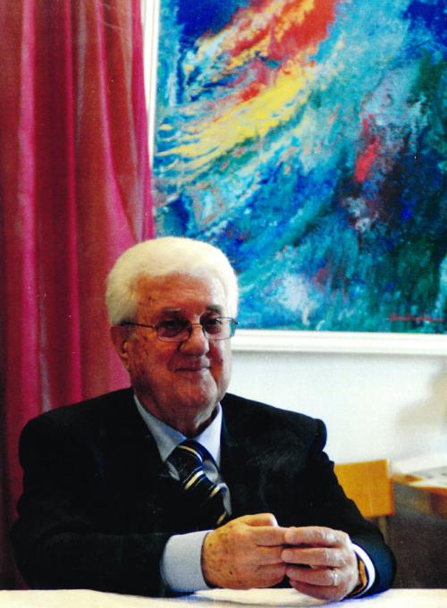 opere in mostra a Conselice e a Bologna