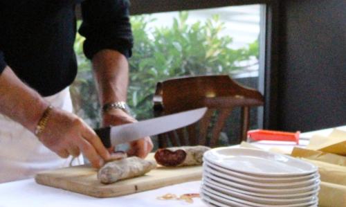 Fervono i preparativi per il 13° Campionato Castellano dei Salami