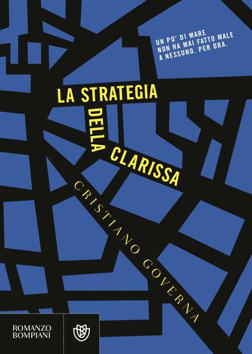 """mercoledi 4 Cristiano Governa presenta """"La strategia della Clarissa"""""""