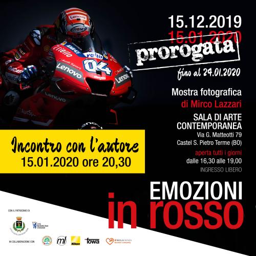 Mercoeldi 15 incontro con Mirco Lazzari e gli ospiti del Motorsport