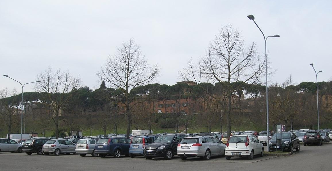 Nuova illuminazione a led nel parcheggio ospedale e alla pellizzara